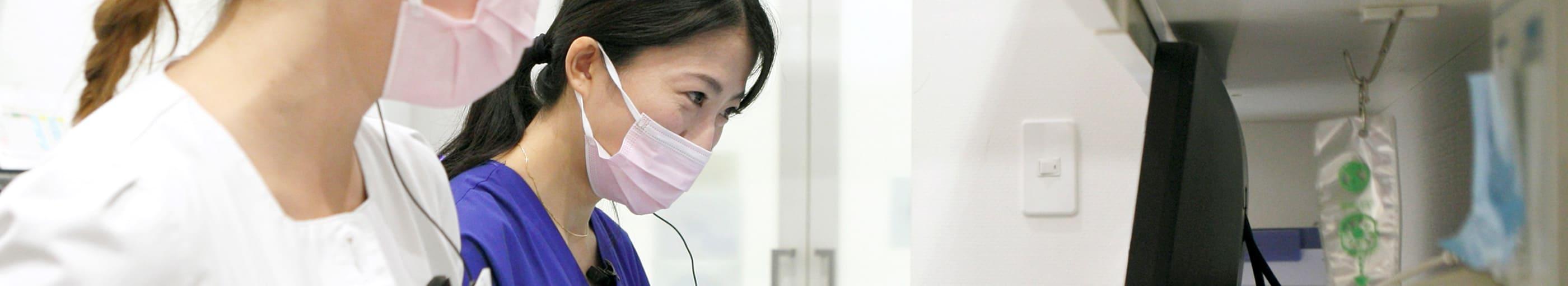 医療法人天白会 キャナルコート歯科クリニック チーム医療