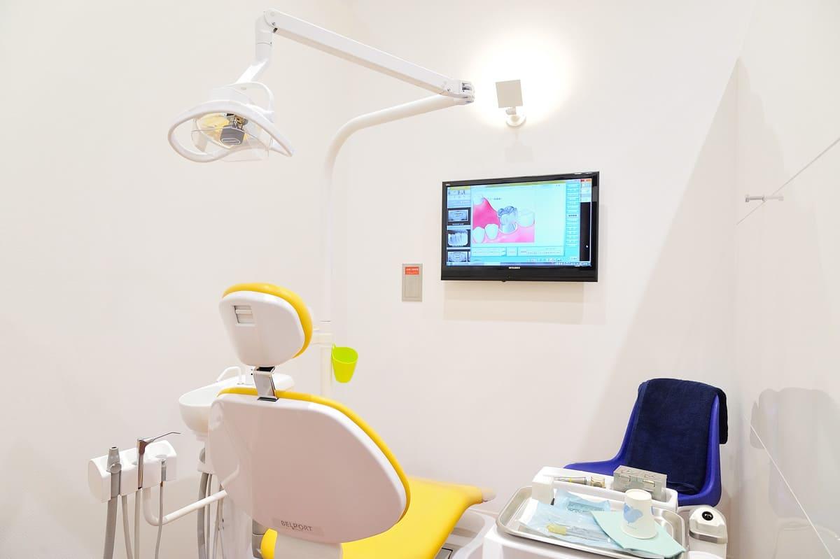 江東区東雲、豊洲の歯医者のキャナルコート歯科クリニック 初診の患者様へ ~診療の流れ~05