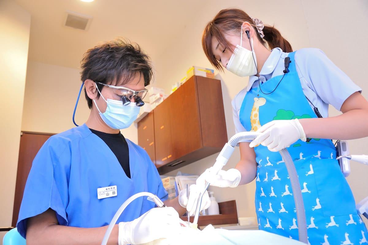 江東区東雲、豊洲の歯医者のキャナルコート歯科クリニック 初診の患者様へ ~診療の流れ~11