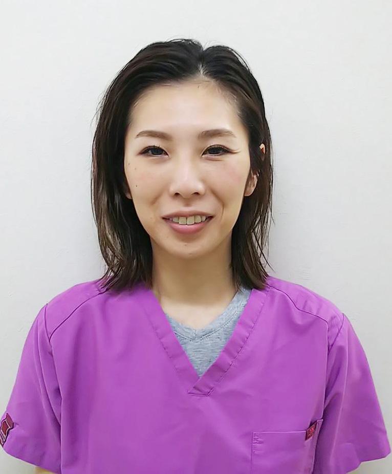 江東区東雲、豊洲の歯医者のキャナルコート歯科クリニック 松田麻美(歯科衛生士)