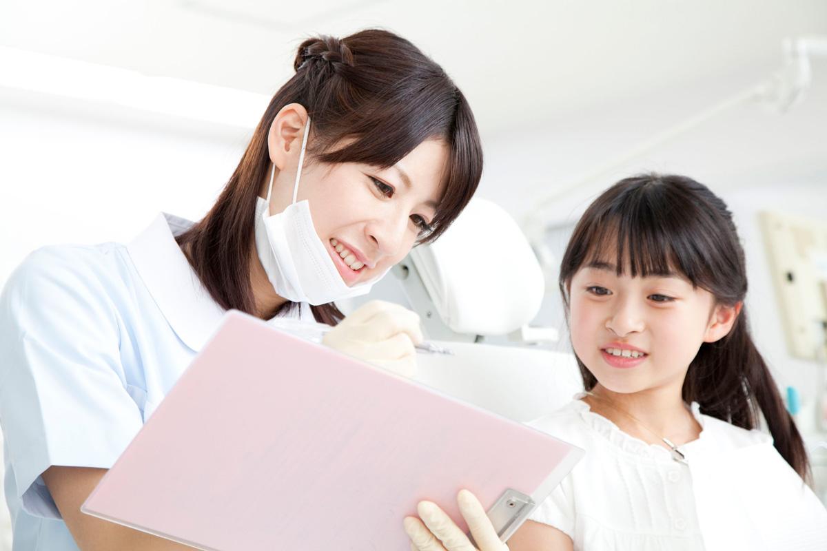 江東区東雲、豊洲の歯医者のキャナルコート歯科クリニック 小児歯科